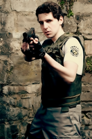 Chris Redfield - The Warzone_3 by Snakethoot