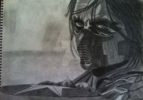 The Winter Soldier by TylerMulville