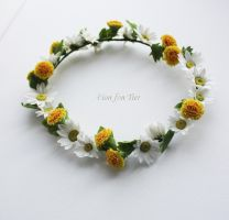 DaisyXDaisy crown by fion-fon-tier