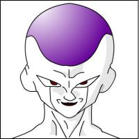 Lord Freeza in flash by omarV