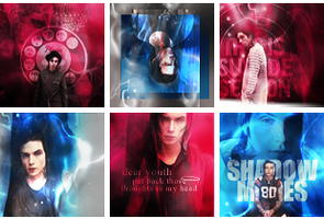 Andy Icons by ecstasyvi