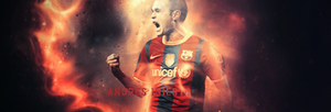 Andres Iniesta by React1v