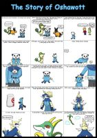The Story of Oshawott by thestarishere99