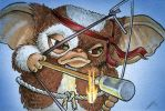 Rambo Gizmo by HobascusHolluck
