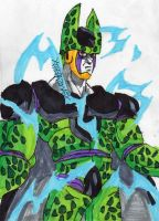 Angry Cell by ChahlesXavier