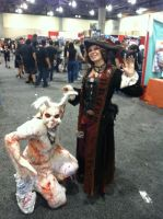 Phoenix Comic Con Cosplay 2012 5-26-12 by SWHalo2