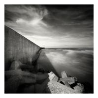Breakwater by anoxado
