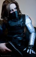 COSPLAY - Winter Soldier III by MarineOrthodox