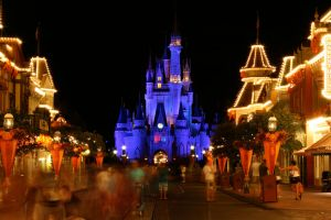Magic Kingdom Halloween 42 by AreteStock