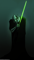 General Grievous by FoxInShadow