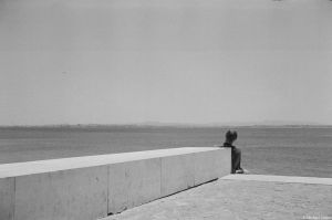 Lisboa - Black and White - one of many by Picture-Bandit