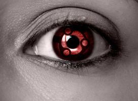 Eternal Mangekyou Sharingan by gangsterg