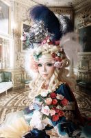 The Rose of Versailles by chinhy-sou