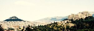 Athens by LordXar