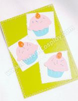 Cupcake card by The-Cute-Storm