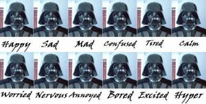 Vader's Emotions by VanCamp