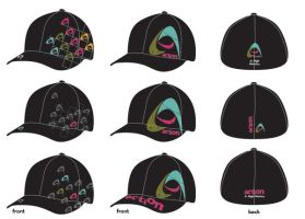 Action Hat concepts by Emberblue