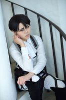 Attack on Titan Levi Heichou by Asuka10