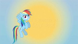 MLP-Fim-Double-Rainboom-Opening-Gif-Animation by GT4tube