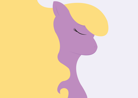 MLP - Lavender Pony by tourmalinedesign