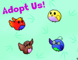Adopt some Peeplings -All Adopted- by funCatty