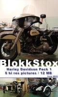 Harley Davidson Stockpack 1 by BlokkStox