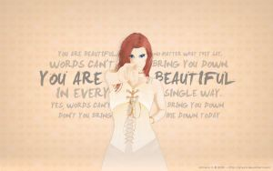 You are Beautiful by gmork