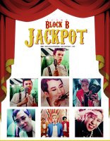 Jackpot - Block B ~ icon pack. by Utsutsu-chi