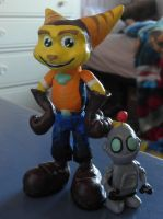 Rachet and Clank by ChristianHedgie