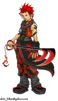 Hayner - Customized by alvinbilian
