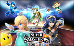 My Mains in Super Smash Bros for 3DS and Wii U by PichuThePokemon