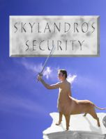 Skylandros Security by archangel-fx