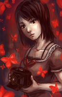 Fatal Frame by Pew-PewStudio