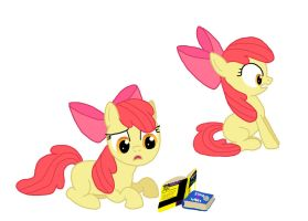 Applebloom Poses by Birdco