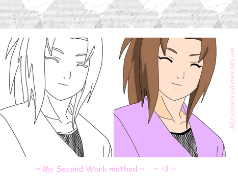 My Second Work Method by AkiIzayoiLove