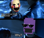 Why? by longlostlive