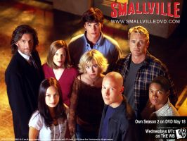 Smallville Desktop by teaki