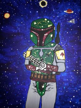 Boba Fett by CreativeHand9