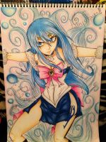 Fairy scout juvia by charswarrenxo