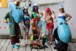 Rayman Origins_ Complete group_1 by Winry-74