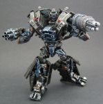 Ironhide 2 by Jin-Saotome