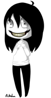 Jeff The Killer by sonnio