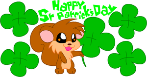 Happy St. Patrick's Day by HeartinaThePony