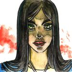 Daily Sketches American McGee's Alice by fedde