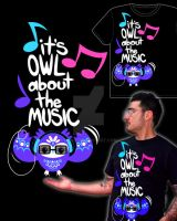 It's Owl About the Music by fuish