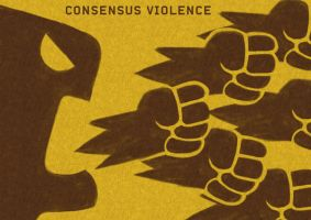 Consensus Violence by Godling-Studio