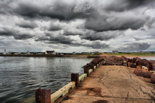 North Rustico From the dock by SpencerCameron