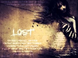 Lost by AhmedART