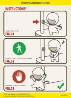 HANGBoY Crossing Instruction by HangboyArt