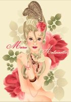 Antoinette by Applemoment